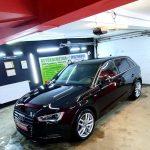 Audi A3 utána