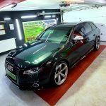 Audi A4 utána