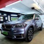 BMW X5 utána